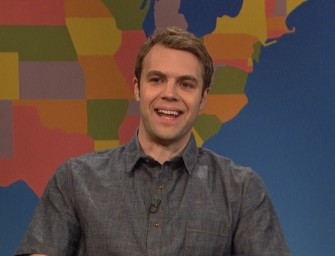 Saturday Night Live gave the axe to…