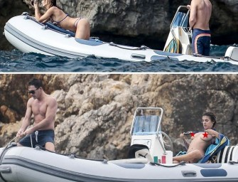George Clooney's Ex Elisabetta Canalis — From Yachts to Life Rafts